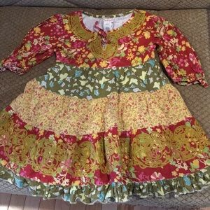 Girls mini and Maggie dress size 2t